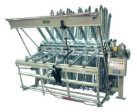14-section clamp carrier