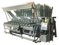 20-section clamp carrier